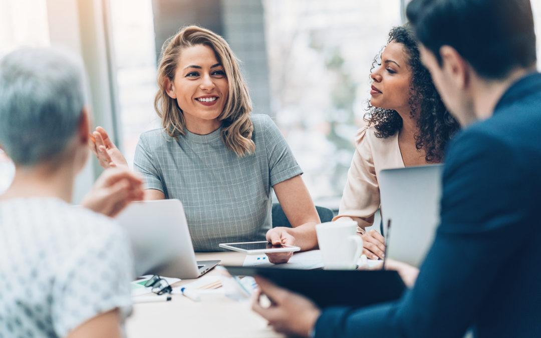 Skillnader i ledarstil hos högre chefer och gruppchefer